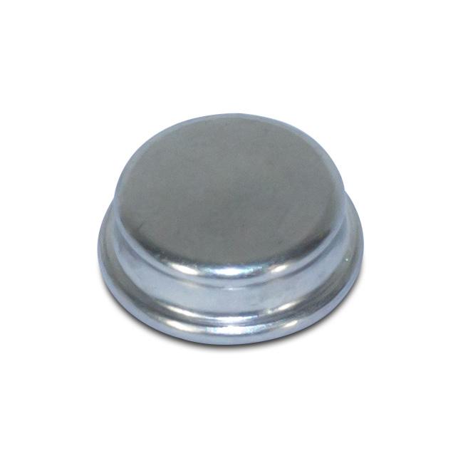 Druckknopf Workwear silver