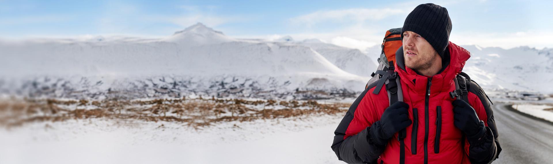 Sportswear Wanderer Winter