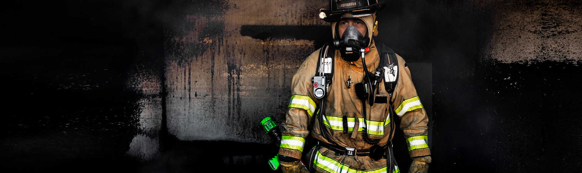 Workwear Feuerwehrmann