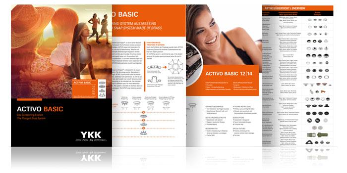Activo Basic Katalog